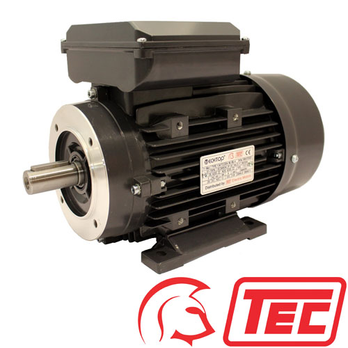 TEC Electric Motor & Motor Base