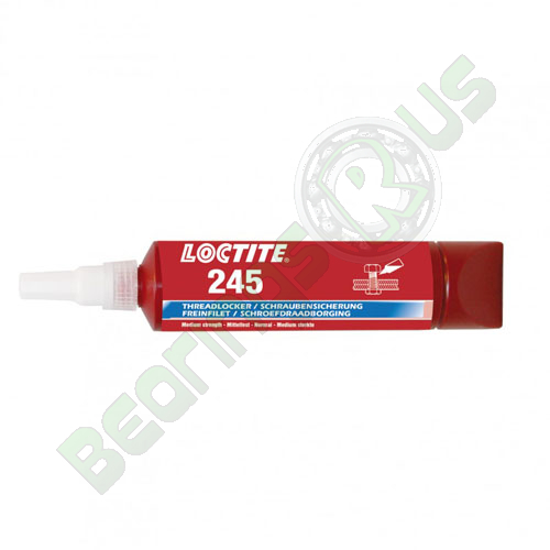 Loctite 245 - Medium Strength High Viscosity Thixotropic Threadlocker 250ml