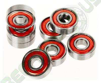 608 Z ABEC7 Skateboard Bearing Set (8)