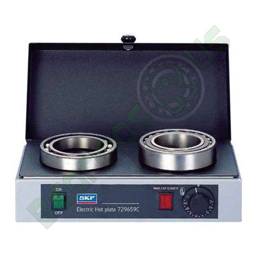 729659C/110V SKF Electric Hot Plate - 110V