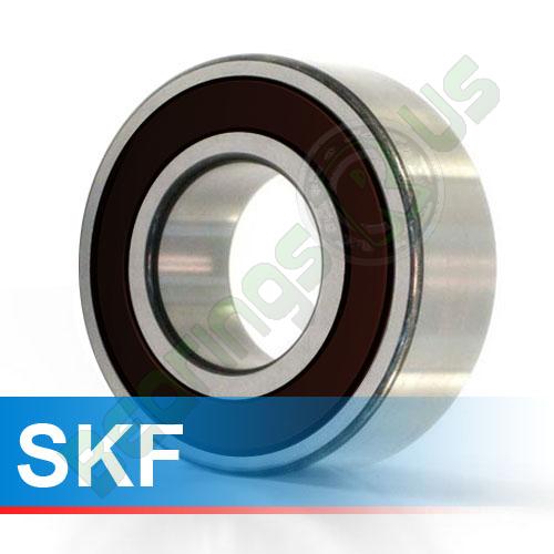 3309A-2RS1TN9/MT33 SKF Double Row Angular Contact Bearing 45x100x39.7mm