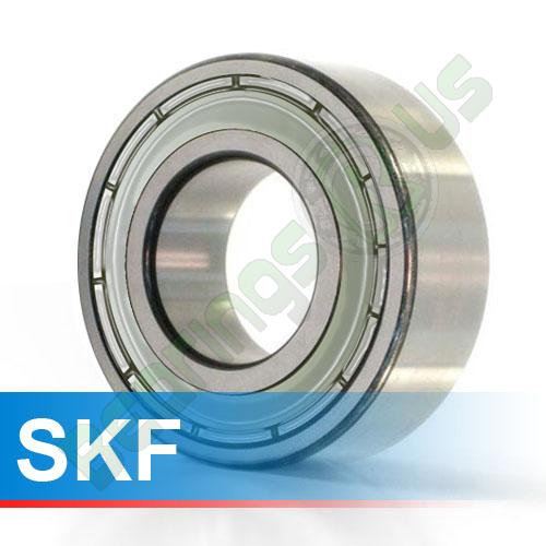 3315 A-2ZTN9/MT33 SKF Double Row Angular Contact Bearing 75x160x68.3mm
