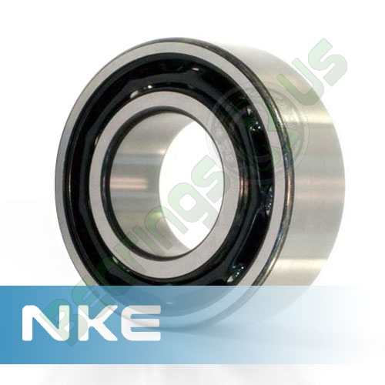 "LJT1 1/8 NKE Single Row Angular Contact Bearing 1 1/8 x 2 1/2 x 5/8"""