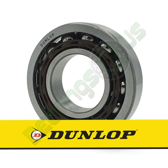 7202B-TVP Dunlop Single Row Angular Contact Bearing 15x35x11mm