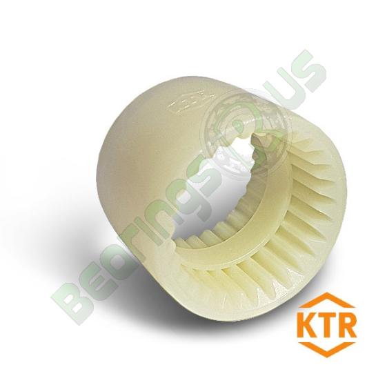 Bowex M19 Polyamide Gear Coupling Sleeve