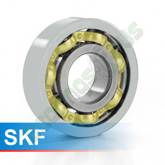6324M/C3VL0241 SKF Insulated(INSOCOAT) Deep Groove Ball Bearing 120x260x55mm