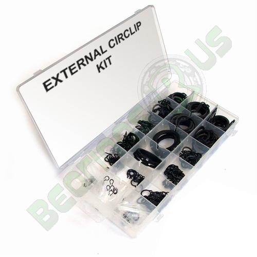 External Circlips - 1400 Series Kit