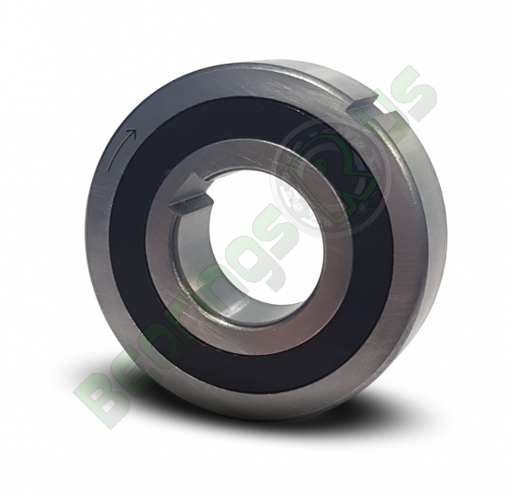 CSK20PP One-Way Clutch Bearing 20x47x14mm