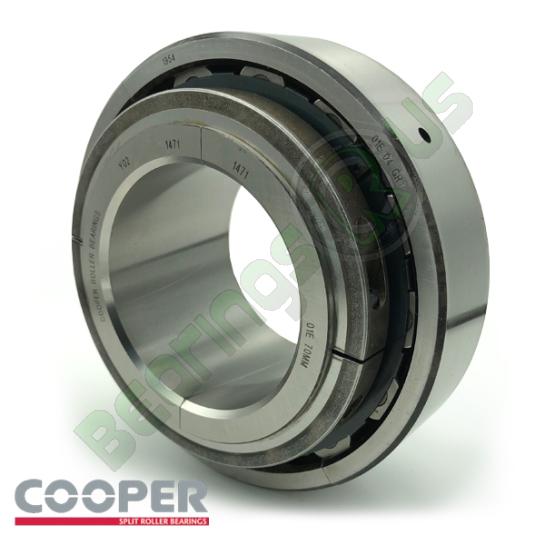 01EB55MEX Cooper Split Bearing - Expansion Type