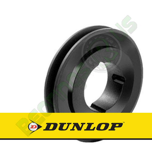 SPA106X1 Vee Belt Pulley - SPA Section 1 Groove - Taper Bush 1610