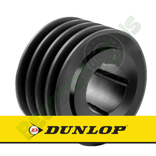 SPA300X4 Vee Belt Pulley - SPA Section 4 Groove - Taper Bush 3020