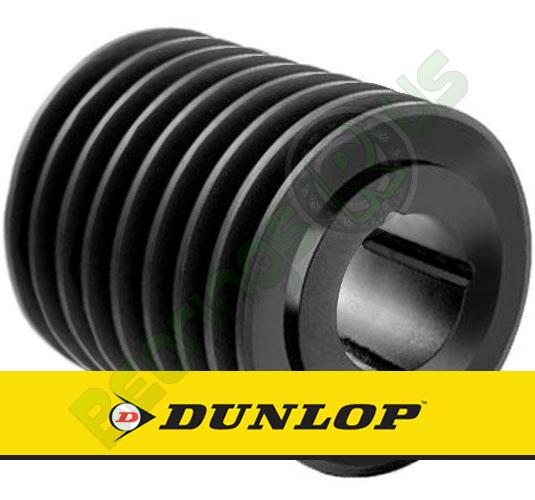 SPC250X10 Vee Belt Pulley - SPC Section 10 Groove - Taper Bush 4040
