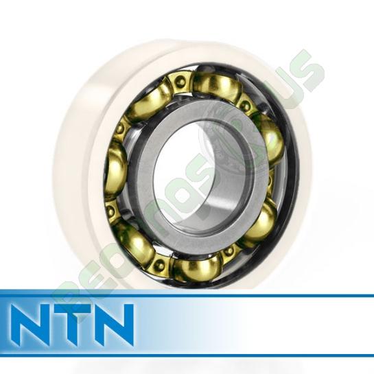 6324M/C3VL0241 NTN Insulated(INSOCOAT) Deep Groove Ball Bearing 120x260x55mm