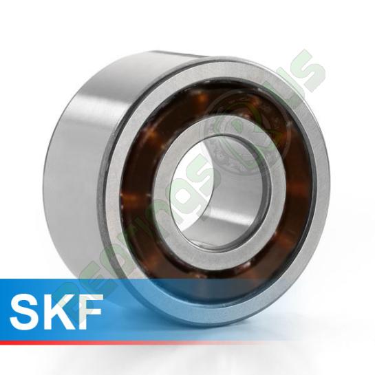 4302ATN9 SKF Double Row Deep Groove Ball Bearing 15x42x17mm