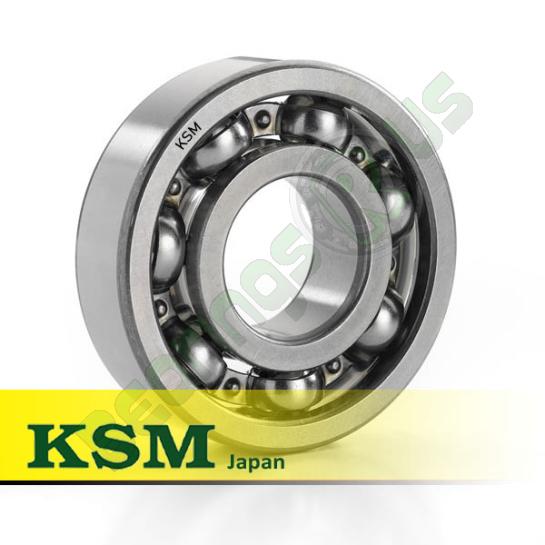 "MJ1/2 (RMS4) KSM Open Deep Groove Ball Bearing 1/2 x 1.5/8 x 5/8"""