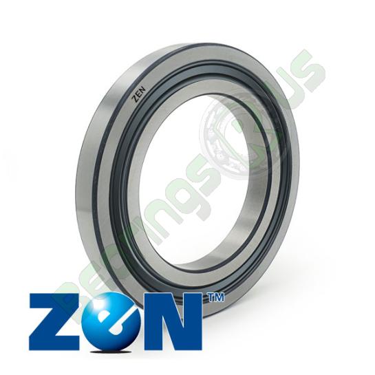 61906 2RS ZEN Sealed Deep Groove Ball Bearing 30x47x9mm