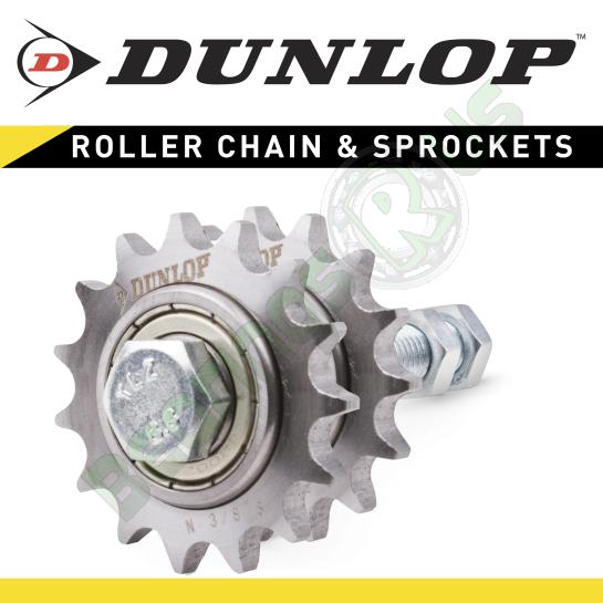N3/4-20D Dunlop Tensioner Idler Sprocket for Duplex Chain Drives