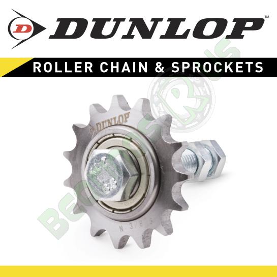 N3/8-10S Dunlop Tensioner Idler Sprocket for Chain Drives