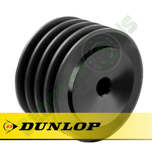 SPA300X4 Vee Belt Pulley - SPA Section 4 Groove - Pilot Bore