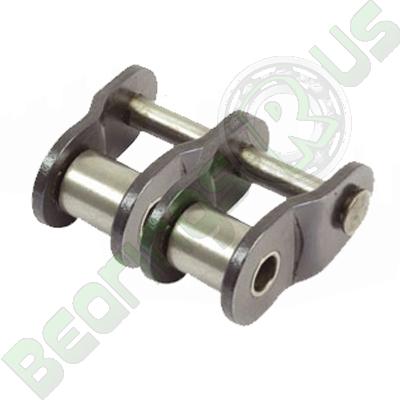 3/8 Pitch 06B-2 Single Crank Link