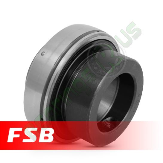 HC203 FSB Self Lube Bearing Insert 17mm Shaft (1017-17DEC)
