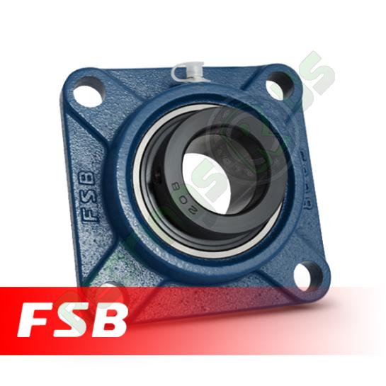 HCF204 FSB Self Lube 4 Bolt Flange Unit 20mm Shaft (SF20DEC)