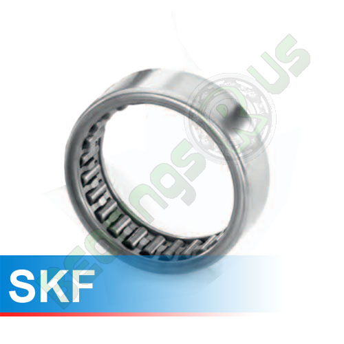 HK 1012 SKF Drawn Cup Needle Roller Bearing 10x14x12 (mm)