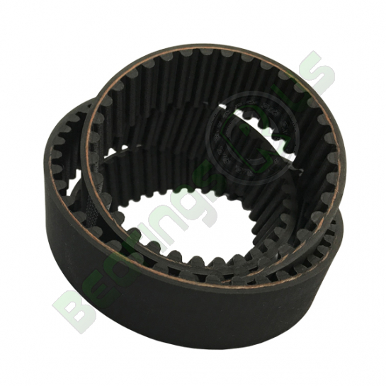 350-5M-25 HTD Timing Belt 5mm Pitch, 350mm Length, 70 Teeth, 25mm Wide
