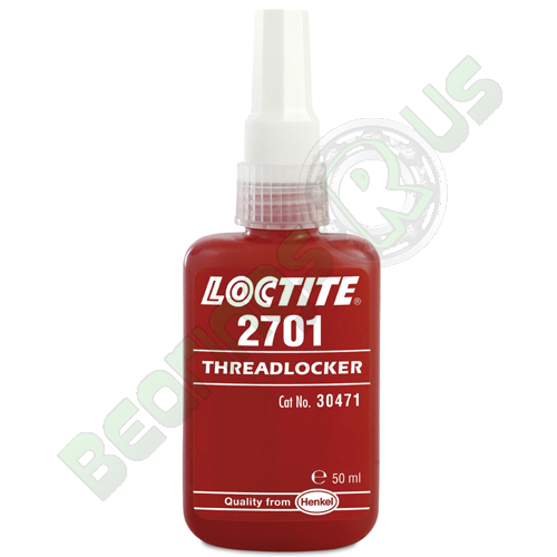 Loctite 2701 - High Strength Oil Resistant 250ml