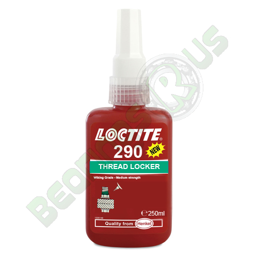 Loctite 290 - High Strength Penetrating 2 Litre