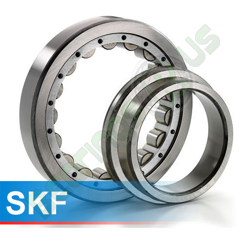NJ314ECJ SKF Cylindrical Roller Bearing 70x150x35 (mm)