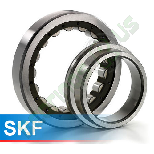 NJ315ECP/C5 SKF Cylindrical Roller Bearing 75x160x37 (mm)