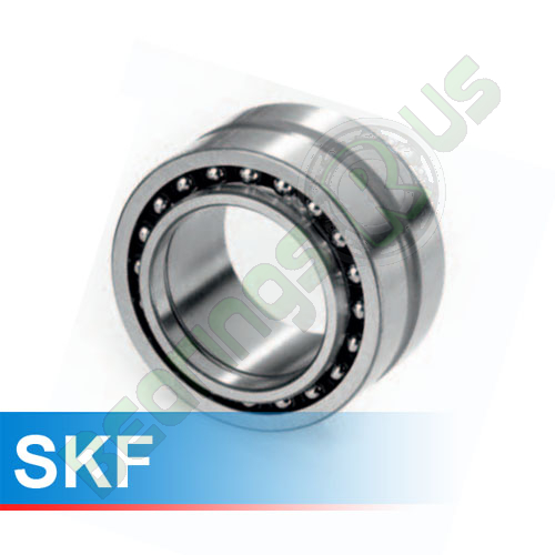NKIA 5910 SKF Needle Roller + Angular Contact Ball Bearing 50x72x30 (mm)
