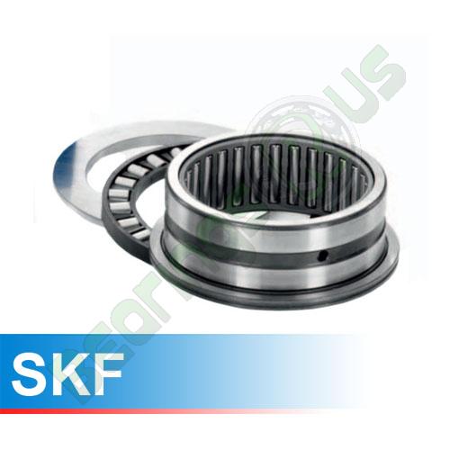 NKXR 15 SKF Needle Roller + Cylindrical Roller Thrust Bearing 15x24x23 (mm)