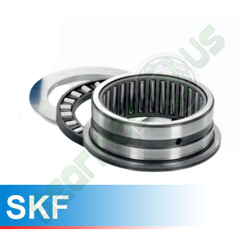 NKXR 35 SKF Needle Roller + Cylindrical Roller Thrust Bearing 35x47x30 (mm)