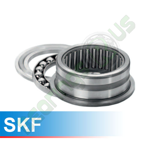NKX 40 SKF Needle Roller + Thrust Ball Bearing 40x52x32 (mm)