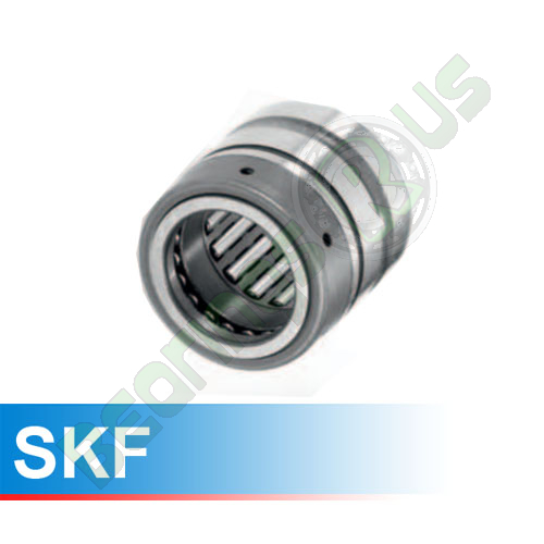 NX 10 SKF Needle Roller + Thrust Ball Bearing 10x19x18 (mm)