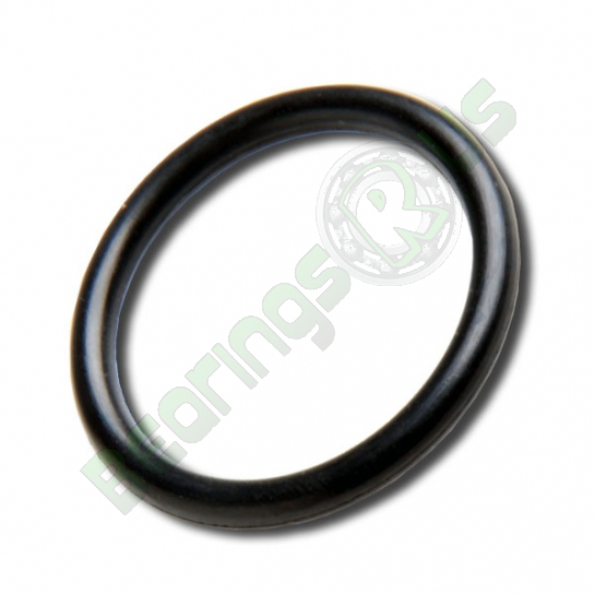 """BS214 Imperial Nitrile O-Ring 1"""" I/D x 1/8"""" Section"""