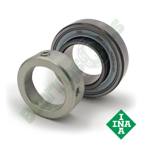 RALE20-XL-NPP-FA106 INA Self Lube Bearing Insert 20mm Shaft