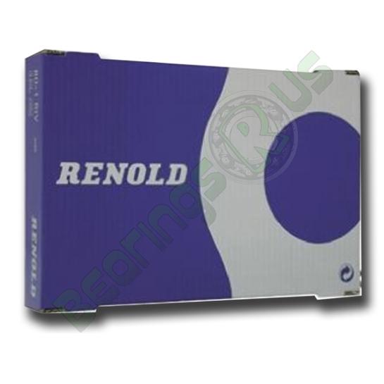 5/8 Pitch Simplex Chain 10B-1 Renold Roller Chain - 10 Foot Box