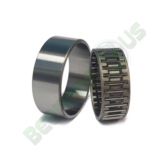 RNAO30x40x17 SKF Needle Roller Bearing With Machined Rings With Flanges, No Inner Ring 30x40x17mm