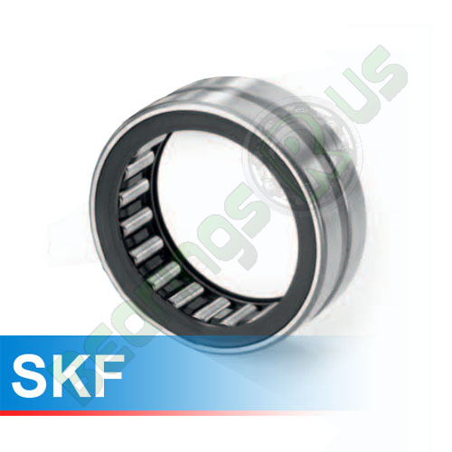 RNA4907RS SKF Drawn Cup Needle Roller Bearing 42x55x20 (mm)
