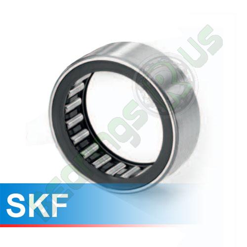 NK7/10 TN SKF Drawn Cup Needle Roller Bearing 7x14x10 (mm)