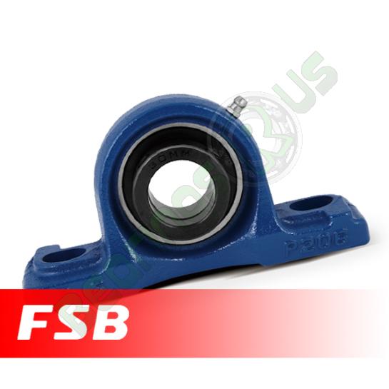 SAP211 FSB Self Lube 2 Bolt Pillow Block 55mm Shaft (NP55EC)