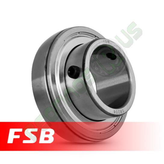 "SB205-14 FSB Self Lube Bearing Insert 7/8"" Shaft (1225-7/8G)"