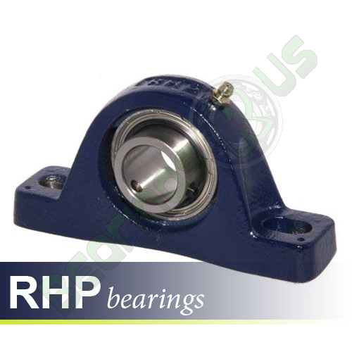NP17 RHP Self-Lube 2 Bolt Metric Pillow Block Bearing