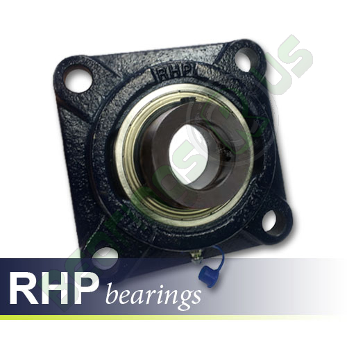 SF15EC RHP Self-Lube 4 Bolt Flanged Bearing