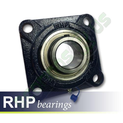 SF5/8 RHP Self-Lube 4 Bolt Flanged Bearing