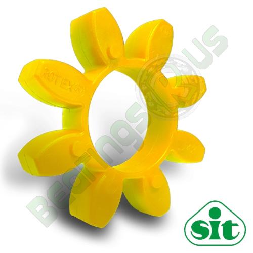 SIT Trasco42 YELLOW Polyurethane Spider Element - 92sh-A