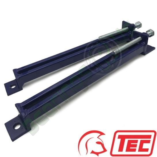 TEC Motor Slide Rails M2528 for Motor Frame Size D250-D280